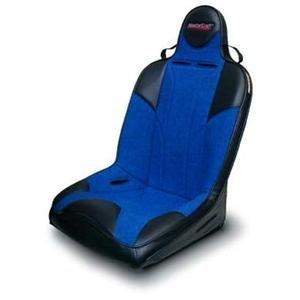MasterCraft Safety 523283 Rubicon DirtSport Black Seat with Fixed Headrest - Mastercraft Rubicon Seats