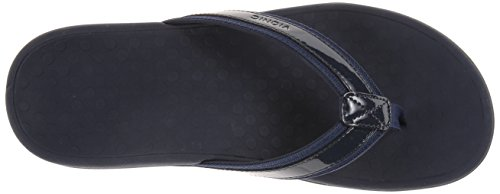 Sandals Navy Leather Islander In44 Womens Vionic wxTOqIFHv