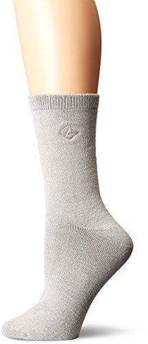 en's Salt Wash Crew, Griffin Gray, Shoe 5-10 (Sock Size 9-11) ()