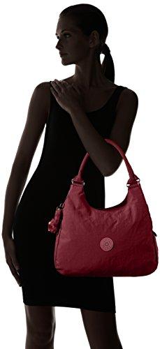 Épaule Sacs Kipling Portés 5x16 Bagsational Rouge crimson Cm Femme 39x34 TFtntqWxO