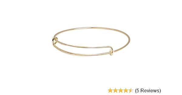48 Pc Inspired Expandable Bangle Adjustable Charm Bracelet