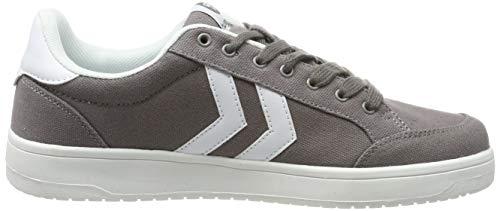 Unisex Erwachsene Nassau Hummel Sneaker 1100 Grau alloy HP8nqwZdx