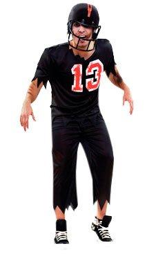 Yuppiyei - Disfraz Jugador de Rugby Zombi M-L: Amazon.es: Juguetes ...