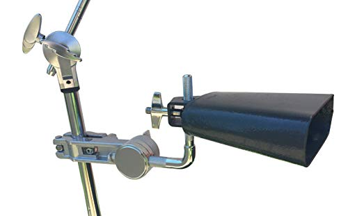 Adjustable Multi Clamp w/L Rod (Cowbell Mount)