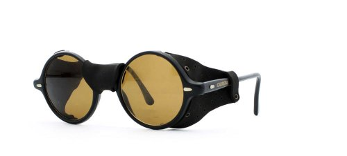 Carrera 5503 90 Black Authentic Men - Women Vintage - Authentic Sunglasses Carrera