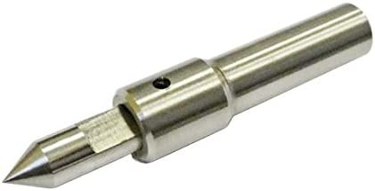 Spring Center knurl Tap Guide Tool to Align Tap for threading Lathe Mill Jig Bor