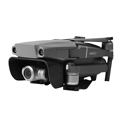 Fstop Labs Accessories for DJI Mavic 2 Pro Zoom, Gimbal Lens Hood, Sun Shade, Camera Guard Protector