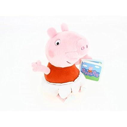 Jemini - Peluche Peppa Pig - Peppa Danseuse 15cm - 3700936103253