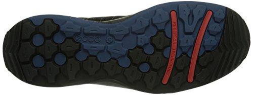 black 58143 denim Sportive Nero Sierra Uomo Scarpe Ii Blue black Ecco 04fwqv8x