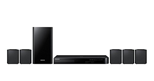 Samsung HT-J4500 5.1 Channel 500 Watt 3D Blu-Ray Home Theater System (Certified Refurbished)