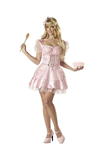 [Fancy New Miss Muffet Deluxe Sexy Storybook Costume] (Miss Muffet Costumes)