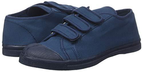 Donna Sneaker Colorso Blu 0532 Scratch Bensimon bleu qfBwF8T