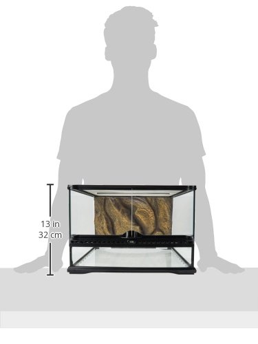 Exo-Terra-Short-All-Glass-Terrarium-18-by-18-by-12-Inch