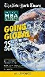 img - for Going Global (New York Times Pocket MBA) book / textbook / text book