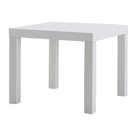 Ikea Tavolini X Salotto.Lgvshopping Tavolino Lack Ikea Colore Bianco 55 X 55 Cm Casa Salotto Cameretta Camera