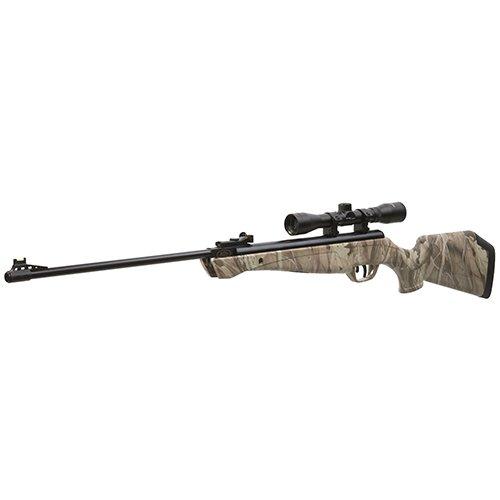 Crosman Stealth Shot .177 Camo Nitro Piston Rifle with 4 x 32 Scope