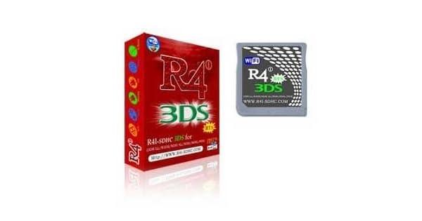 logiciel r4 3ds rts