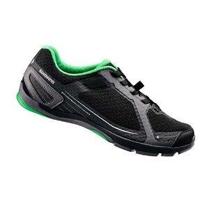 Shimano Unisex SH-CT41 Cycling Shoes, Black, 42.0