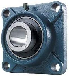 Lot de 2/ mont/é Bloc Fonte logement self-aligning Taie doreiller Roulement /UCF 208//SF//40/40/mm Al/ésage