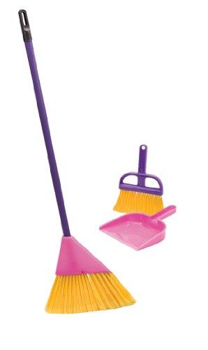 Find Discount Pink Little Helper Broom