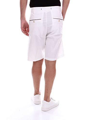 Perfection Hombre Blanco 17720white Algodon Shorts B8vzqB