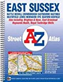 A-Z East Sussex Spiral (A-Z Street Atlas S.)