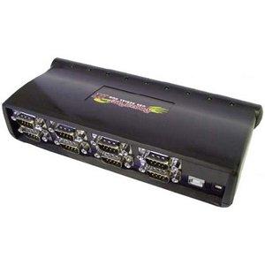 Rocketport 8PORT RS232 USB Rohs Serial Hub III by Comtrol