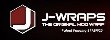 JWraps Famous Robot Custom Designed E-Cigarette Protective Vinyl Skin Wrap for Vapor Flask V1-DNA30 MOD Vaporizer