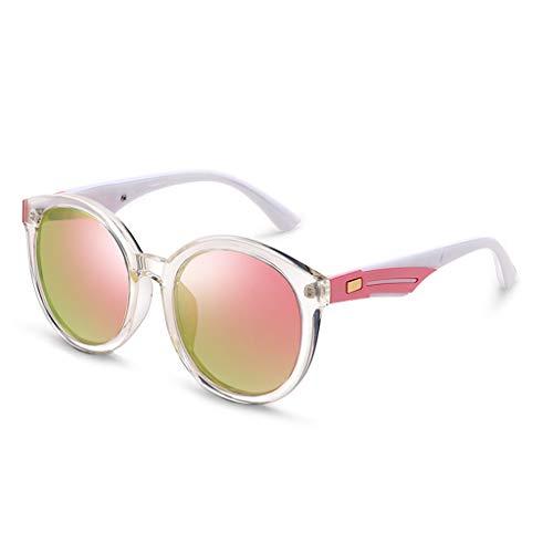 à Sport Ronde Lunettes légère Film B Femme de A soleil Monture Couleur Des coloré Soleil lunettes polarisées de RxIwqqPzg