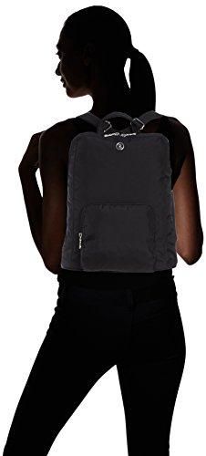 Bogner Leather Happy Biking 0043172 - Mochila de nailon unisex Negro