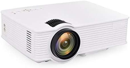 YSCCSY Mini proyector Soporte 1080P Cine en casa Vídeo portátil ...
