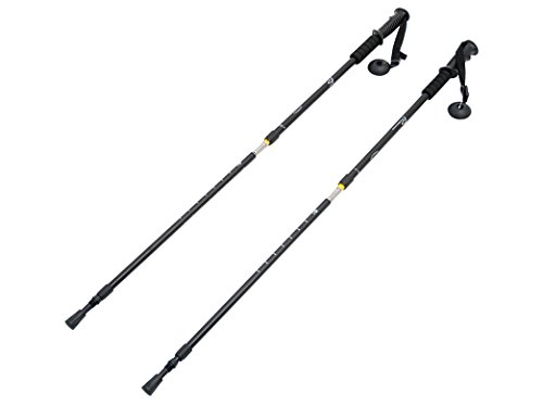 ProSource Anti Shock Trekking Adjustable Telescopic