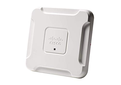Cisco WAP581 Wireless AC Wave 2 Access Point with 2.5GbE LAN, Dual Radio, Limited Lifetime Protection