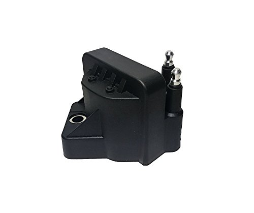 Pontiac Bonneville Ignition Coil (Ignition Coil Pack- Replaces GM# 10467067, 89056799 and ACDelco #E530C - 2000 Malibu Coil, 2002 Cadillac, 1998 Cadillac Deville, Buick, 99 Alero, 2003 Buick Lesabre and more)