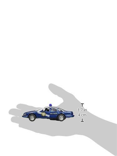 Toysmith Pull Back Police Cars Pro-Motion Distributing Direct TSM2532