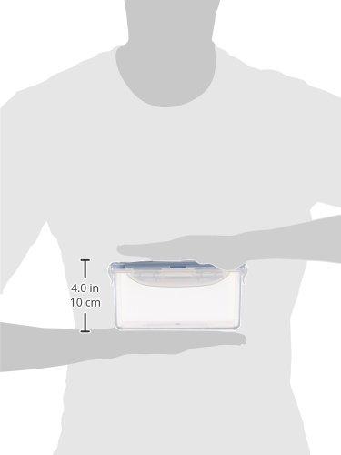 Lock/&Lock HPL815D Bo/îte essentielle Rectangulaire 1,1 L