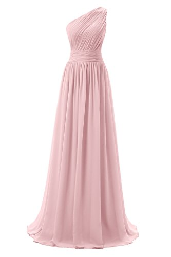 2 color bridesmaid dresses - 4