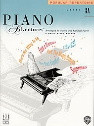 Piano Adventures - Level 3A - Popular Repertoire - Square Worth Fort