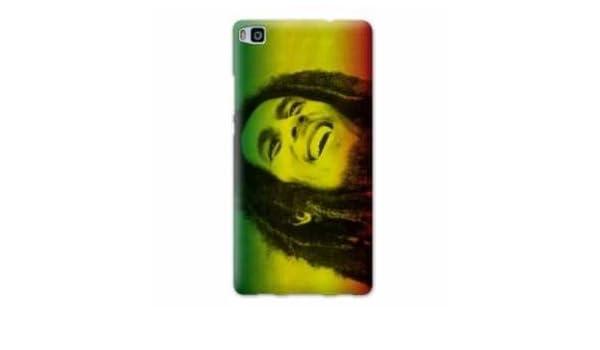 Amazon.com: Case Carcasa Huawei P8 Lite Bob Marley - - Bob ...