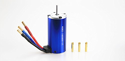 TOMCAT 1:5 RC Car Brushless Motor 4-Pole 1650KV 1T TC-CAR-4082-KV1650