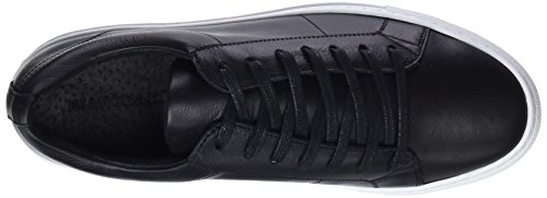 Plim Bianco Sneaker Black 10 Baskets Man Noir Homme 6SBTqSx