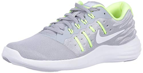 Image of Nike Womens Lunarstelos Cotton Low Top Lace Up Walking Shoes