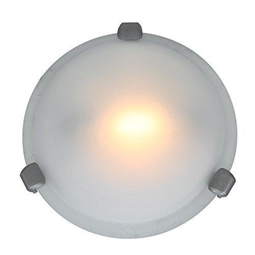 Access Lighting 50020-SAT/FST Nimbus Flush Mount Ceiling Light by Access Lighting