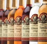 Vinci Peanut Butter Syrup Bottle product image