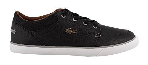 Lacoste Mens Bayliss Vulc 317 1 Sneaker Nero Grigio