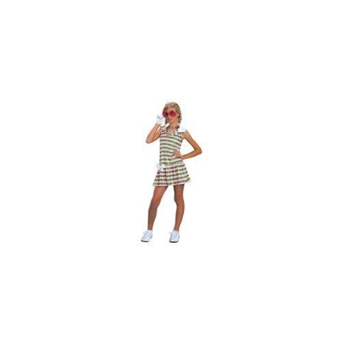 High School Musical Sharpay Golfdress Costume: Girl's Size 4-6