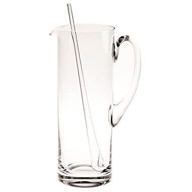 Marquis by Waterford Vintage Martini Pitcher with Stirrer