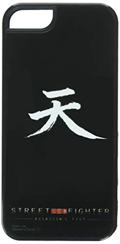 Buckle-Down Cell Phone Case - Akuma Symbol/STREET FIGHTER-ASSASSIN'S FIST Black/White - iPhone5