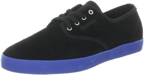 Emerica WINO FUSION 6101000088, Chaussures de skateboard mixte adulte Noir-tr-e4-99