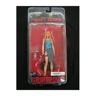 Planet Terror- Grindhouse- Dakota Action Figure: Toys & Games